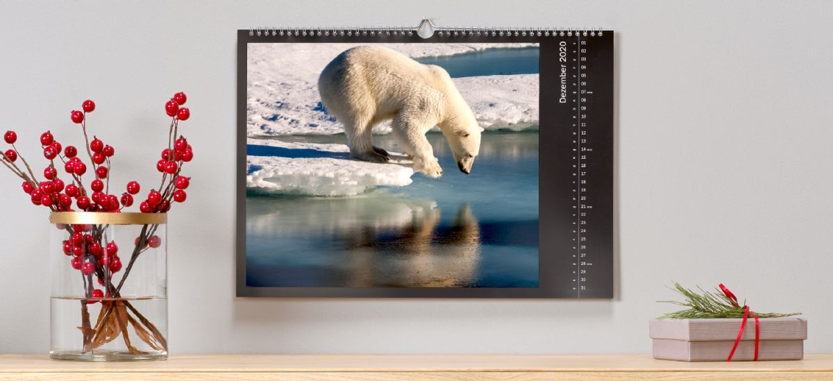 Fotokalender 2020 Online Erstellen Müller Fotoservice