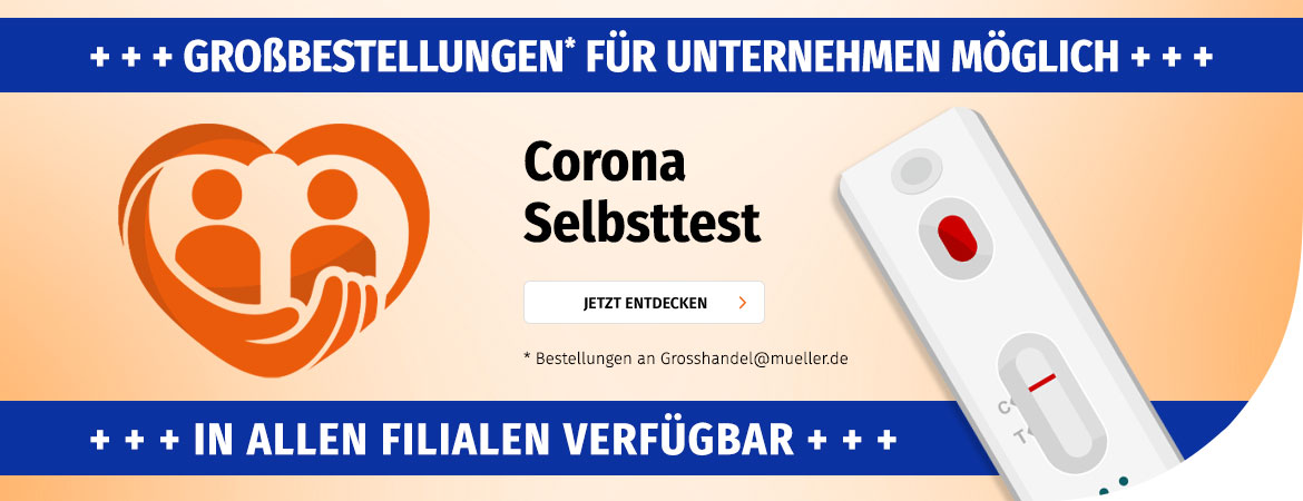 Corona Selbsttests