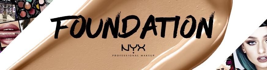 Nyx Professional Make Up Foundation
