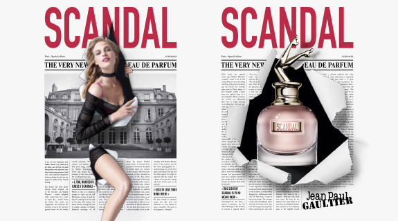 Jean Paul Gaultier - Scandal