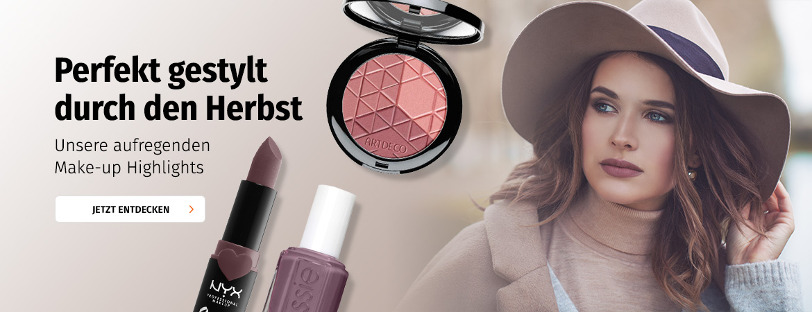 Herbst Make-Up