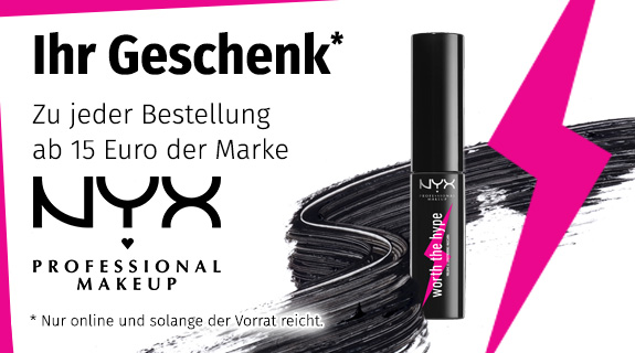 Gratis Mini Hype the Worth Mascara