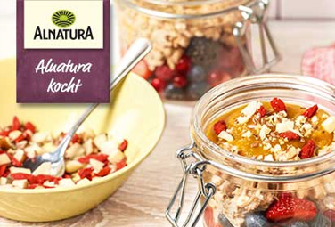 Overnight-oats Rezept