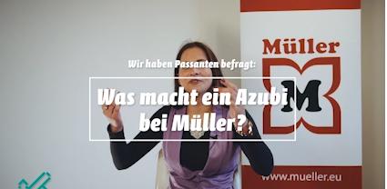 ausbildung mller - Muller Online Bewerbung