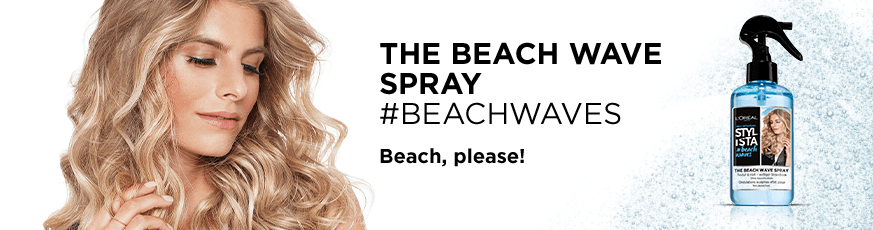Stylista Beach Wave Spray