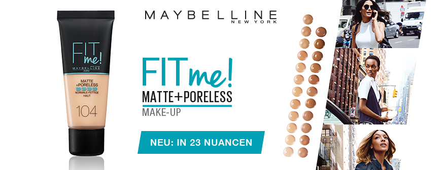 Fit me - Maybelline New York