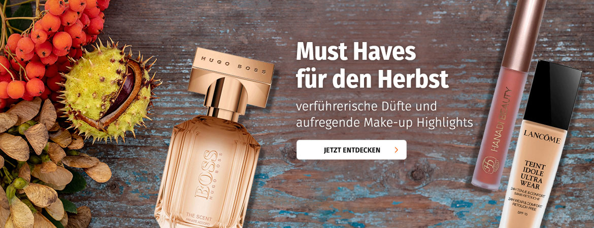 Beauty Neuheiten Düfte und Make Up