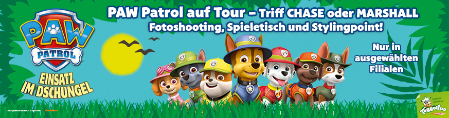 Paw Patrol Filial-Events