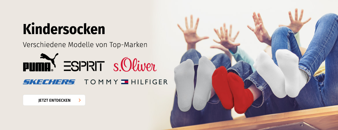 Kindersocken - Top Marken