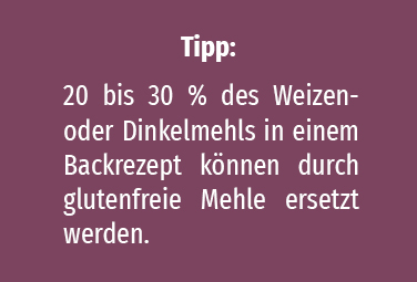 Tipp Alternative Mehle