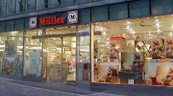 Müller in Slowenien